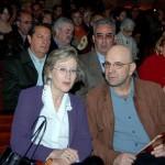 Dolores Cabañas y José Mª Nogales