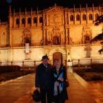 Juan Miguel Prim Presidente y Liudmila Matsyura Directora del Festival