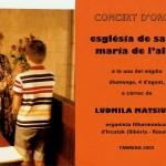 España, Tarrega, 2002,