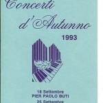 Festival, Parma, ITALIA,1993