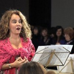 solista Isabel Kindler - soprano
