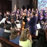 Coro y orquesta de la UAH