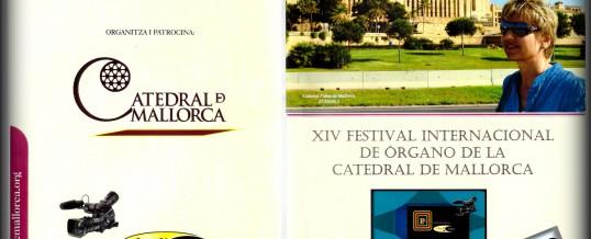DVD – Catedral de Mallorca, 2013