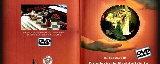 DVD – CONCIERTO DE NAVIDAD en la Catedral, 2011