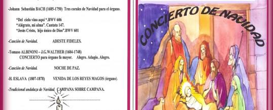 DVD – Concierto de Navidad 2006