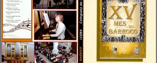 DVD – Concert  in LERMA (BURGOS, SPAIN) – 2008