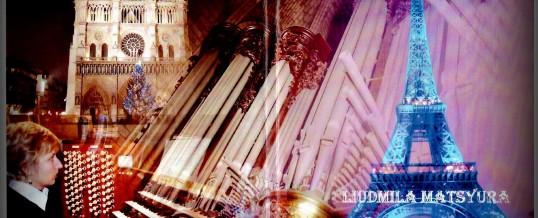 DVD – Concert in Notre Dame de Paris 2008