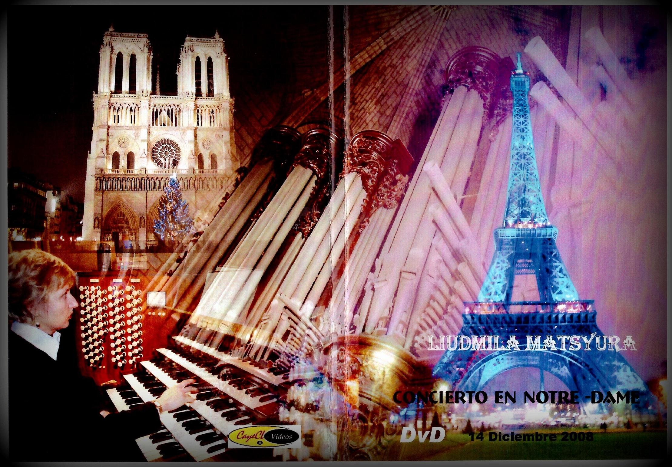 Notre Dame de Paris 2008