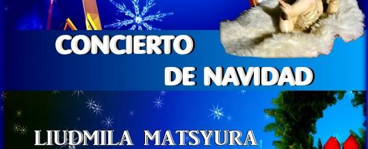 02.01.2016  – Christmas Concert – Liudmila Matsyura