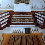 Organ Spieltisch