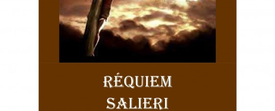 22.10.2016 – CONCERT – REQUIEM of A.SALIERI – Choir MIGUEL DE CERVANTES