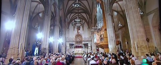 14-15-16 апреля 2017 – ТВ 2 – Кафедральный собор в Alcalá – Страстная неделя 2017