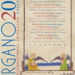 XXIII Ciclo Internacional de órgano