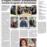 Diario del Alto Aragón, 26.07.17