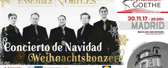 30.11.2017 Basilica de San Miguel  – Ensemble Nobiles – Liudmila Matsyura