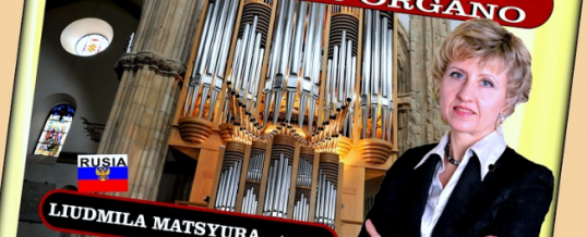 18.11.2017 – III Concert of the X INTERNATIONAL ORGAN FESTIVAL Cathedral Alcalá 2017 (Madrid)