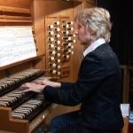 Solista - Liudmila Matsyura - órgano