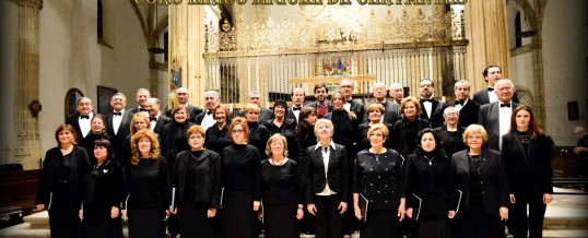 18.03.2016 – Stabat Mater de Rossini – Cathedral of Alcalá (Madrid)