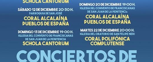 19.12.2015 – Christmas Concert  – Choir Miguel de Cervantes
