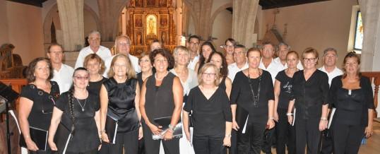 8.09.2016 – Horche – Solemn Mass – Choir Miguel de Cervantes